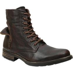 Men's GBX Truant Ankle Boot Brown Original Leather