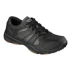 Men's Skechers Relaxed Fit Larson Nerick Oxford Black