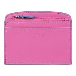 Women's Lodis Audrey Laci Card Case Rose/Lilac