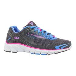 Women's Fila Memory Maranello 3 Running Shoe Dark Shadow/Marina/Knockout Pink