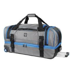 0572981cd31a Ful Streamline 30-inch Grey Nylon Soft Rolling Duffel Bag | Overstock.com  Shopping - The Best Deals on Duffel Bags