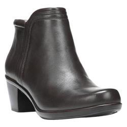 Women's Naturalizer Elisabeth Bootie Oxford brown Leather