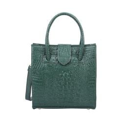 Women's Mellow World Maisy Tote Handbag Emerald