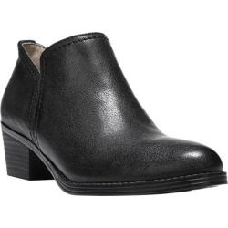 Women's Naturalizer Zarie Bootie Black Leather