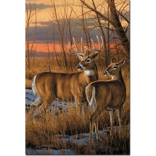 WGI Gallery Daybreak Wall Art Printed on Wood