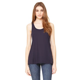 Flowy Women's Racerback Midnight Tank (More options available)