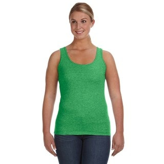 Lightweight Women's Green Apple Tank