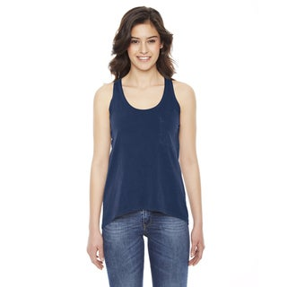 Best Summer Women's Pocket Denim Tank