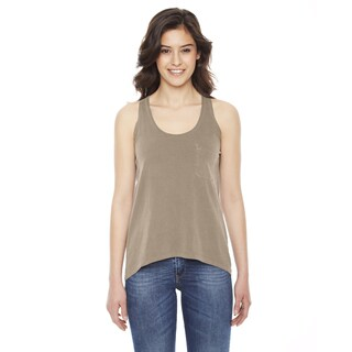 Best Summer Women's Pocket Mocha Tank