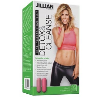 Jillian Michaels Triple Process Total Body Detox & Cleanse (35 Capsules)