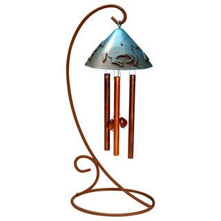 SaddleUp Sunchime Solar Powered Indoor Chime