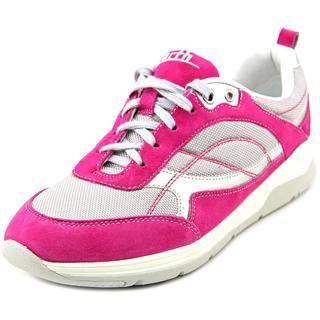 Earth Women's 'Traveler' Pink Regular Suede Athletic Shoes