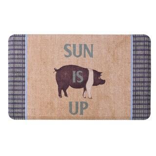 Somette Somette Morning Sun Anti Fatigue Kitchen Mat (18 x 30)