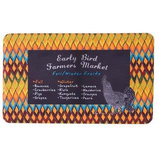 Somette Somette Farmers Market Anti Fatigue Kitchen Mat (18 x 30)
