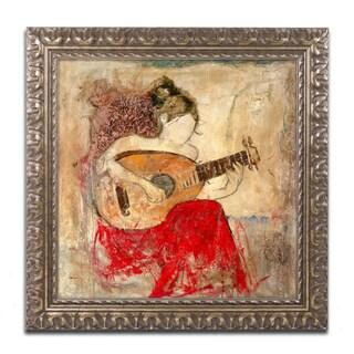 Joarez 'Vanessa' Ornate Framed Art