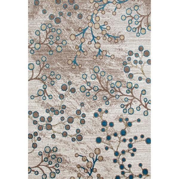 Shop Persian Rugs Floral Design Multi Colored Area Rug 5