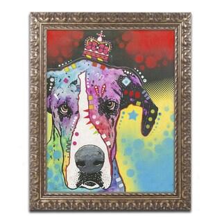 Dean Russo '22' Ornate Framed Art