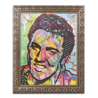 Dean Russo 'Elvis' Ornate Framed Art