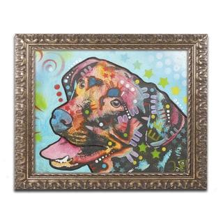 Dean Russo '20' Ornate Framed Art