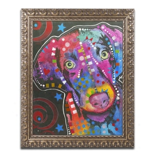 Dean Russo '18' Ornate Framed Art