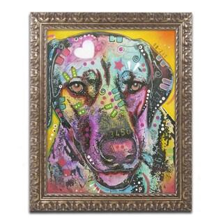 Dean Russo '16' Ornate Framed Art