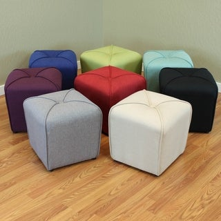 Sopri Upholstered Ottoman (More options available)