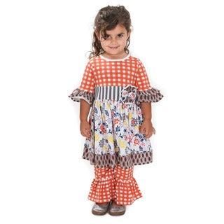 Amanda Fox Hill Dress & Pant Set