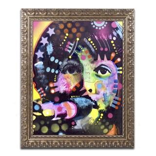 Dean Russo 'Paul McCartney' Ornate Framed Art