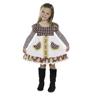 Jelly the Pug Girl's Into The Woods Bella Dress