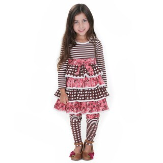 Into The Woods Girls' Brook Dress