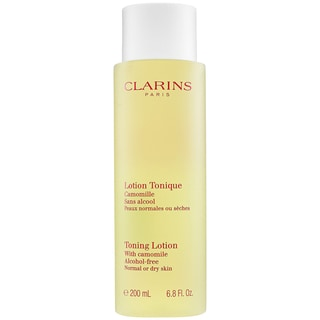 Clarins 6.8-ounce Toning Lotion with Camomile for Normal or Dry Skin