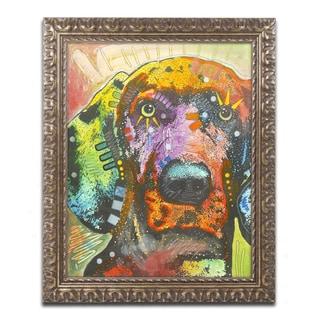 Dean Russo '02' Ornate Framed Art
