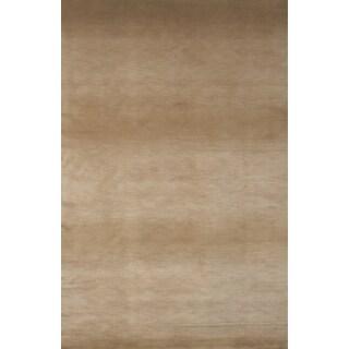 Greyson Living Hazel Beige/ Grey Area Rug (5'3 x 7'6)