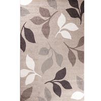 Concord Global Casa Foliage Area Rug - 3'3 x 4'7