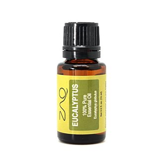 ZAQ 100-percent Pure Therapeutic-grade Eucalyptus Oil
