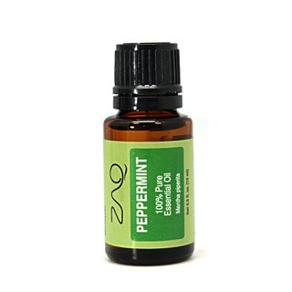 ZAQ 0.5-ounce 100-percent Pure Thearapeutic-grade Peppermint Oil
