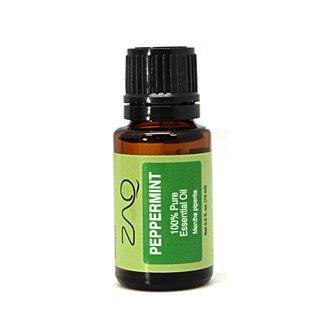 ZAQ 0.5-ounce 100-percent Pure Thearapeutic-grade Peppermint Oil