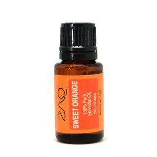 ZAQ Sweet Orange 100-percent Pure Therapeutic Grade 0.5-ounce Essential Oil