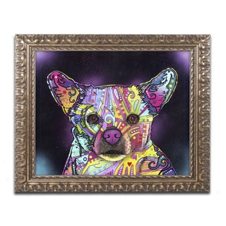 Dean Russo 'Cheemix' Ornate Framed Art