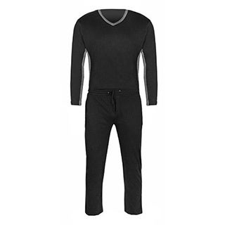 100-percent Jersey Cotton Knit Mens Pajamas