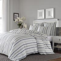 Carbon Loft Cummins 3-piece Cotton Comforter Set