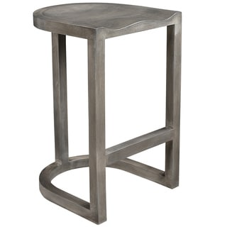 Laredo Solid Mango Wood 26-inch Counter Stool