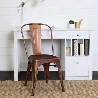 Metal Bronze Cafe Chair