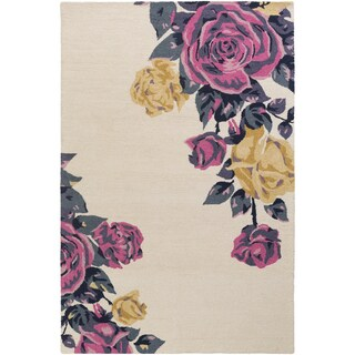 Hand-Tufted Asbury Wool Rug (4' x 6') - 4' x 6'