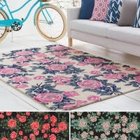 Hand-Tufted Avenue Wool Rug