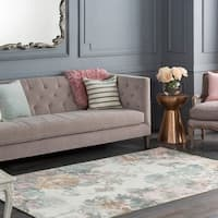 Meticulously Woven Bay Polyester Rug - 2' X 3'