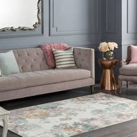 Meticulously Woven Bay Polyester Rug (8' x 10')
