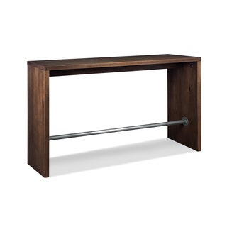 Artefama Gourmet Walnut Bar Table