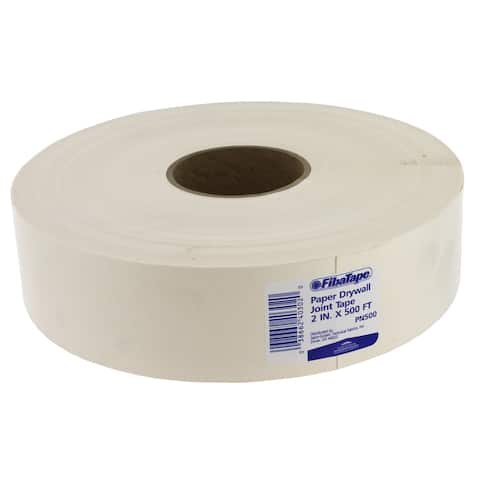 Saint Gobain FDW6619-U 2-inch x 500-foot Paper Joint Drywall Tape