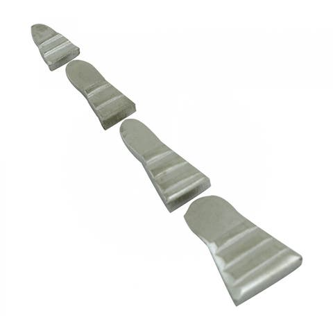 Great Neck WH4B 4 Pack Steel Hammer Wedges
